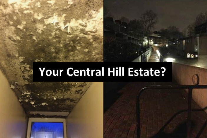 Your Central Hill Estate