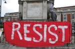 April 2015, Reclaim Brixton from social cleansing by Lambeth Labour Council.