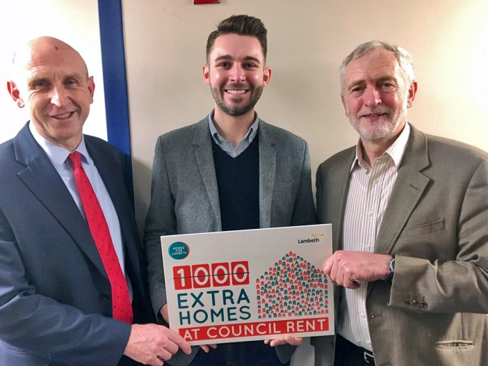 Corbyn Homes for Lambeth