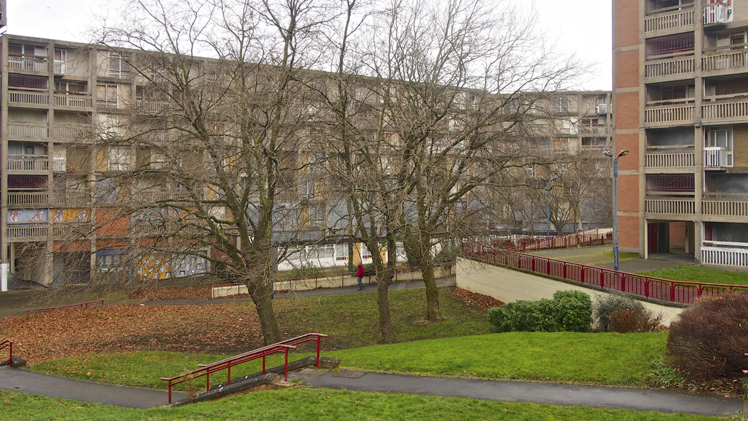 Sheffield Tent City and the Social Cleansing of Park Hill Estate ...