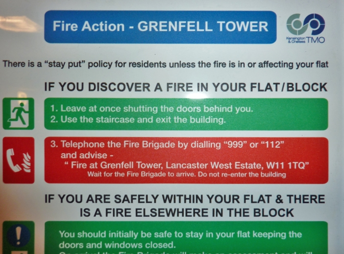 The Truth About Grenfell Tower A Report By Architects For Social