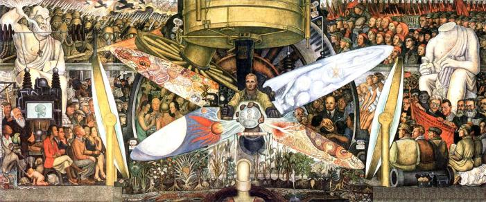 Diego Rivera, Man, Controller of the Universe (1934)
