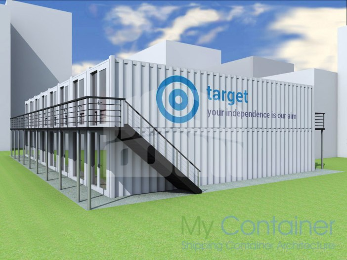 My Container Ltd